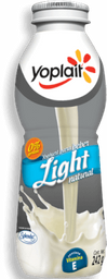 Yoghurt Bebible Yoplait Light Natural 242 g