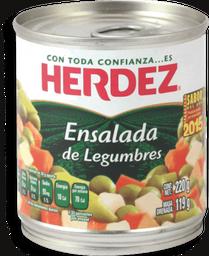 Ensalada de Legumbres Herdez 220 g