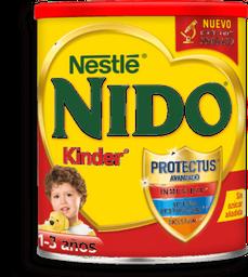 Producto Lácteo Nido Kinder en Polvo 1 a 3 Años 360 g