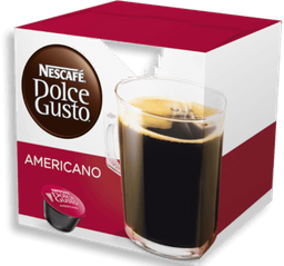 Cápsulas de Café Nescafé Dolce Gusto Americano 16 U