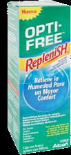 Solución Oftálmica Opti-Free Desinfectante Replenish 300 mL