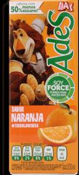 Jugo de Soya Ades Naranja 200 mL