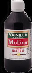 Vainilla Molina Natural 250 mL