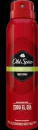 Desodorante Old Spice Showtime Body Spray Aerosol 150 mL