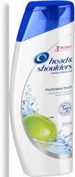 Shampoo Head & Shoulders Manzana Fresh 375Ml