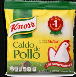 Caldo de Pollo Knorr en Polvo 200 g