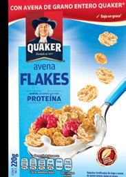 Avena Flakes Quaker Sabor Vainilla 220 g