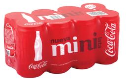Coca-Cola Original Refresco 8 Pack Lata