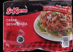 Carne SuKarne Deshebrada de Res 300 g