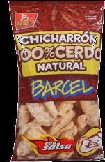 Chicharrón Barcel 100% Cerdo 90 g