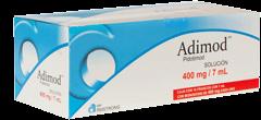 Adimod Solución 10 Frascos (400 mg)