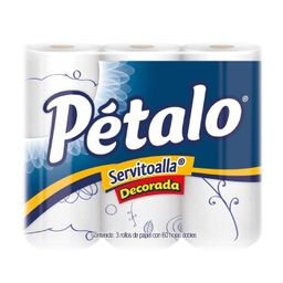 Pétalo Servitoalla