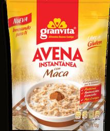 Avena Instantánea Granvita con Maca 170 g