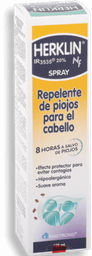 Repelente de Piojos Herklin NF IR 3535 Spray 120 mL