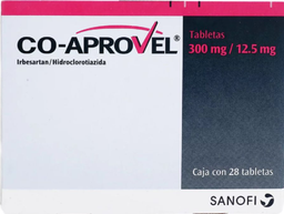 Co-aprovel (300 Mg/12.5 Mg)