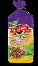 Tostadas de Maíz Milpa Real Onduladas 360 g