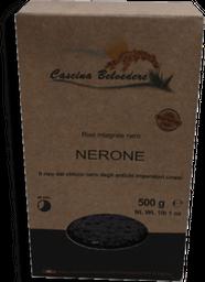 Arroz Cascina Belvedere Negro 500 g