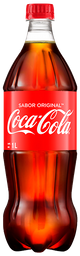 Refresco Coca-Cola 1 L