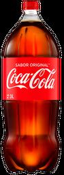 Refresco Coca-Cola 3 L.