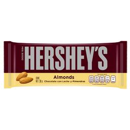 Chocolate Hersheys Almendra 38 g