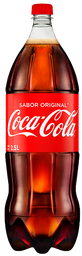 Refresco Coca-Cola 2.5 Lt