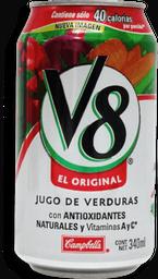 Jugo  V8 de Verduras 340 mL