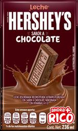 Leche Hershey'S Chocolate 236 Ml