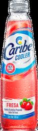 Caribe Cooler Fresa 300 Ml