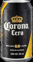 Cerveza Corona Cero Lata 355 mL