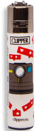 Encendedor Clipper Redondo 1 U