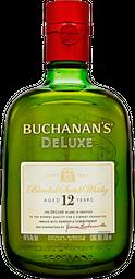 Whisky Buchanan's DeLuxe 12 750 mL