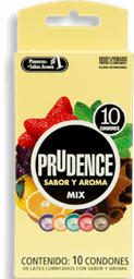 Preservativos Prudence Mix 10 U
