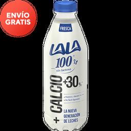 Leche Lala 100 Deliciosa Semidescremada Sin Lactosa 1 L