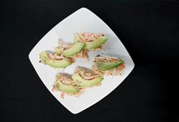 Sushi Cake de Kanikama