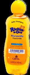 Shampoo Ricitos de Oro Manzanilla Hipoalergénico 100 mL