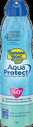 Protector Solar Banana Boat Aqua Protect 50+ FPS 170 g