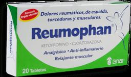 Reumophan Caja 20 Tabletas (50 mg/250 mg)