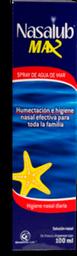 Nasalub Max Spray Agua de Mar 100 mL