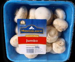 Champiñon Monte Blanco Jumbo 500 g