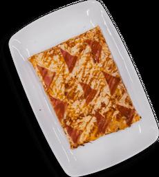 Pizza Personal Pavo BBQ