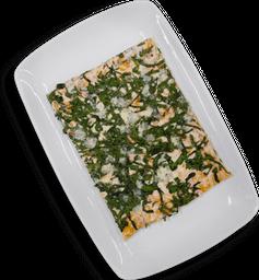 Pizza Personal Espinaca y Roquefort