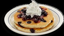 Doble Blueberry Pancakes
