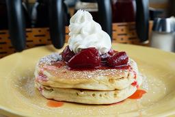 New York Cheesecake Pancakes
