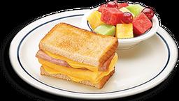 Ham & Egg Melt
