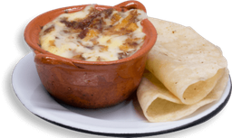 Queso en Cazuela con Chorizo