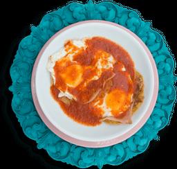 Huevos al gusto + Café + Jugo