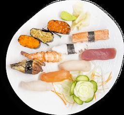 Nigiri Sushi el Japonez
