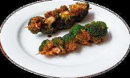 Brocheta de Brócoli