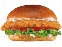 Big Chicken Fillet Sandwich
