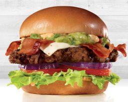 Guacamole Bacon Big Angus Burger
